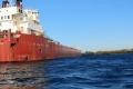 Freighter-aground