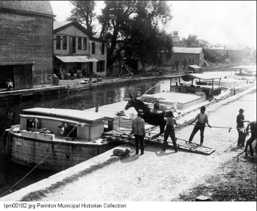 On-the-Erie-Canal